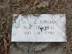 Billy L Jordan