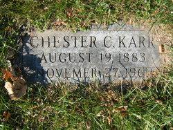 Chester Calville Karr