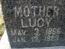 Lucy <I>McElroy</I> Dunn