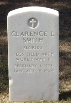 Clarence L Smith