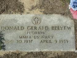 Donald Gerald Belyew