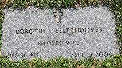 Dorothy I <I>Shaw</I> Beltzhoover