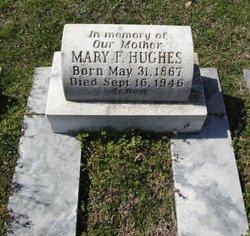 Mary Frances <I>Anderton</I> Hughes
