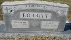 William Kenneth Bobbitt