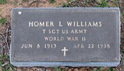 Homer Lee Williams