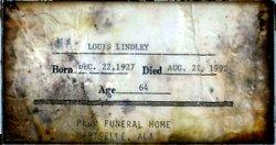 Melvin Louis Lindley