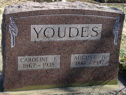 "Caroline F ""Carrie"" <I>Katz</I> Youdes"