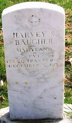 Harvey Samuel Baugher, Sr