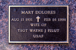 Mary Dolores Filut