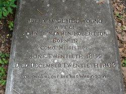 Julia McGehee <I>Young</I> Robertson