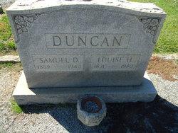Louise May <I>Hancock</I> Duncan