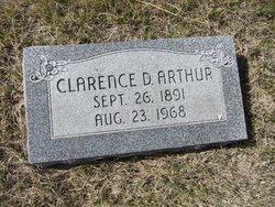 Clarence Dan Arthur