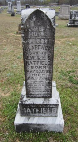 Clarence Hatfield
