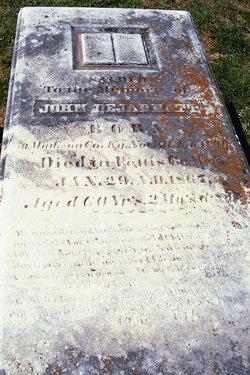 Rev John B. DeJarnette