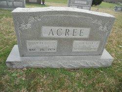 Samuel Paul Acree