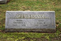 "Kathryn S ""Kay"" Cruikshank"