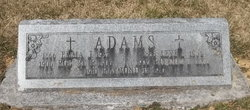 Emma Josephine <I>Niederer</I> Adams
