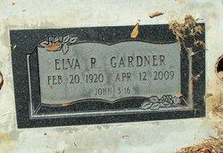 Elva R Gardner