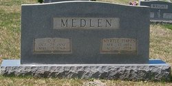O. E. Medlen
