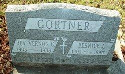 Rev Vernon G Gortner
