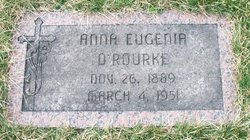 Anna Eugenia O'rourke