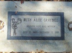 Ruth Alise <I>Thorpe</I> Graybill