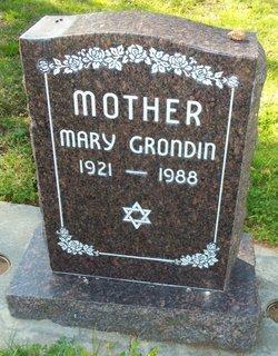 Mary Grondin