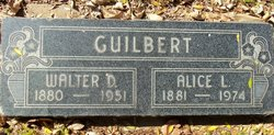 Walter D Guilbert