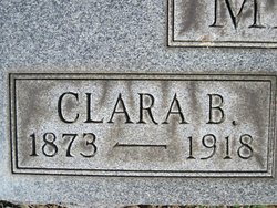 Clara B Maynard