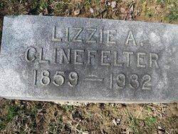 """Elizabeth Ann """"Lizzie"""" Clinefelter"""