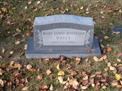 Mary Lewis Robinson Daily