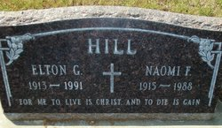 Elton G Hill