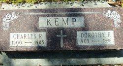 Charles R Kemp