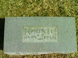 John E Bierlein