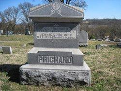 "Virginia Caroline ""Jennie"" <I>Burgess</I> Prichard"