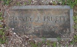 Harvey J. Pruett
