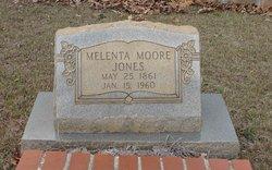 Melenta <I>Moore</I> Jones