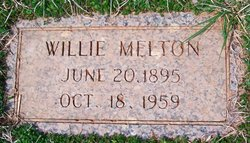 Willie Melton