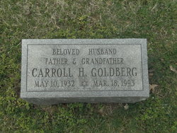 Carroll H Goldberg