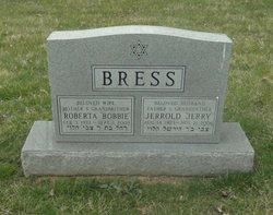 "Jerrold ""Jerry"" Bress"