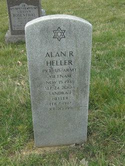 Alan R Heller