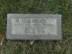 Leah Brisker