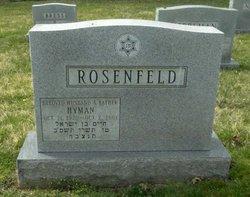 Hyman Rosenfeld