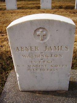 Abner James