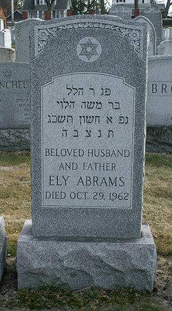 Ely Abrams