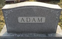 Louisa E <I>Berger</I> Adam