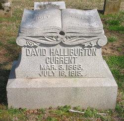 David Halliburton Current