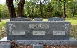 Mary K. <I>Russell</I> Hawkins