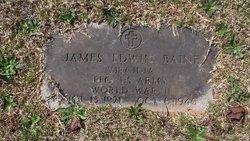 James Edwin Baine