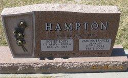 Ramona Frances <I>Jenkins</I> Hampton